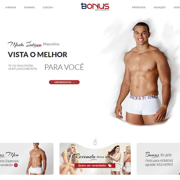Bonus Men Cuecas